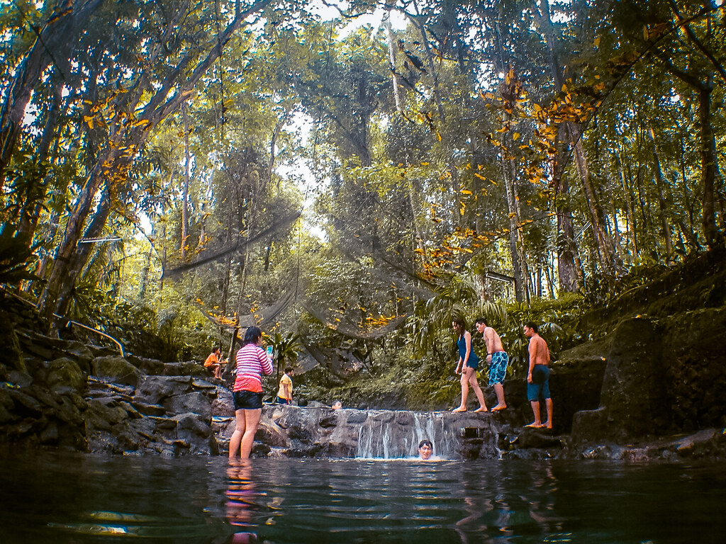 Ardent Hot Springs | Things to do in Camiguin