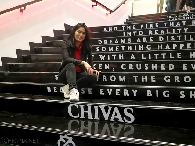 Richard an Raymond Gutierrez The Perfect Blend for Success with Chivas Regal 12