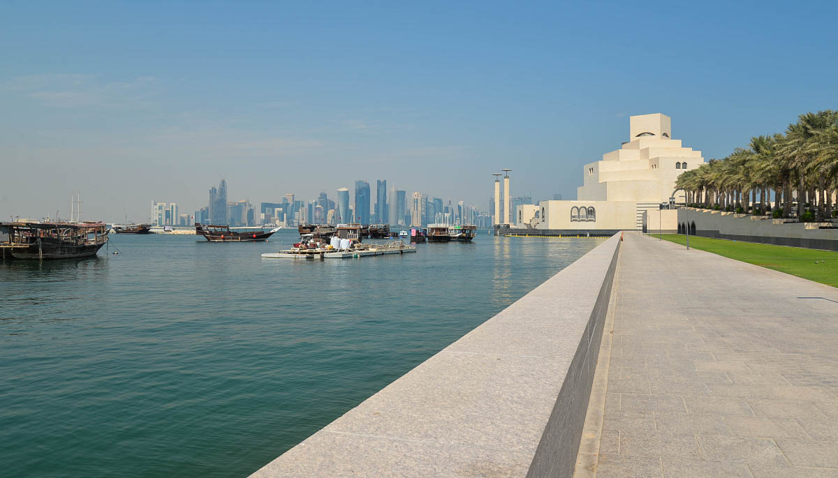 Doha - The Museum of Islamic Art