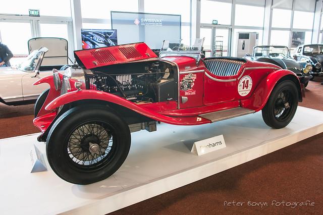 OM 665 Superba Supercharged Roadster - 1930