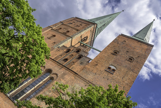 The Cathedral Of Luebeck
