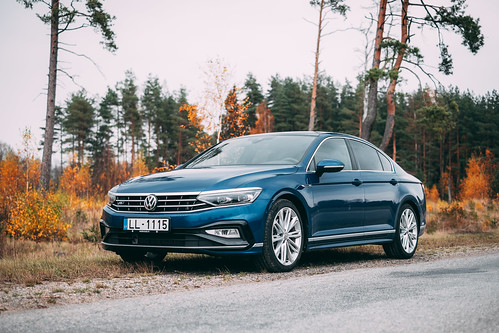 Volkswagen Passat 2019 | by Janitors