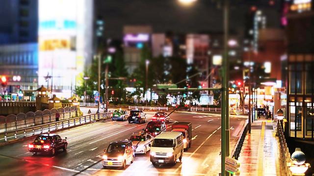 PM9:30 @Harajuku