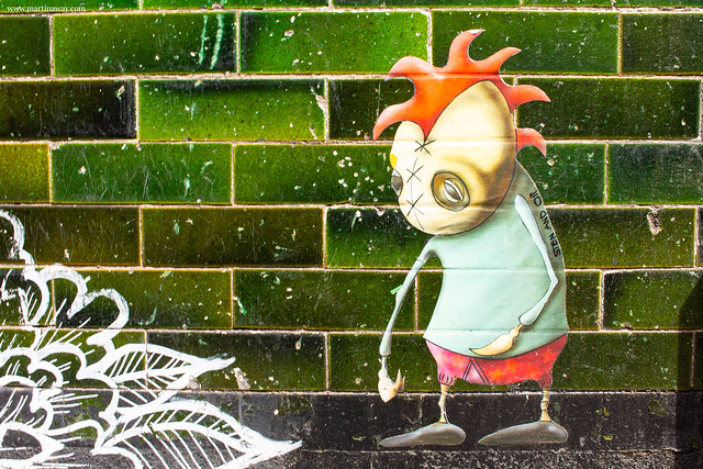 Street art by Sten and Oli