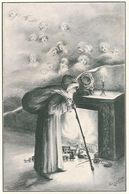 Ilustração antiga | old illustration | illustration antique | Christmas | 1912