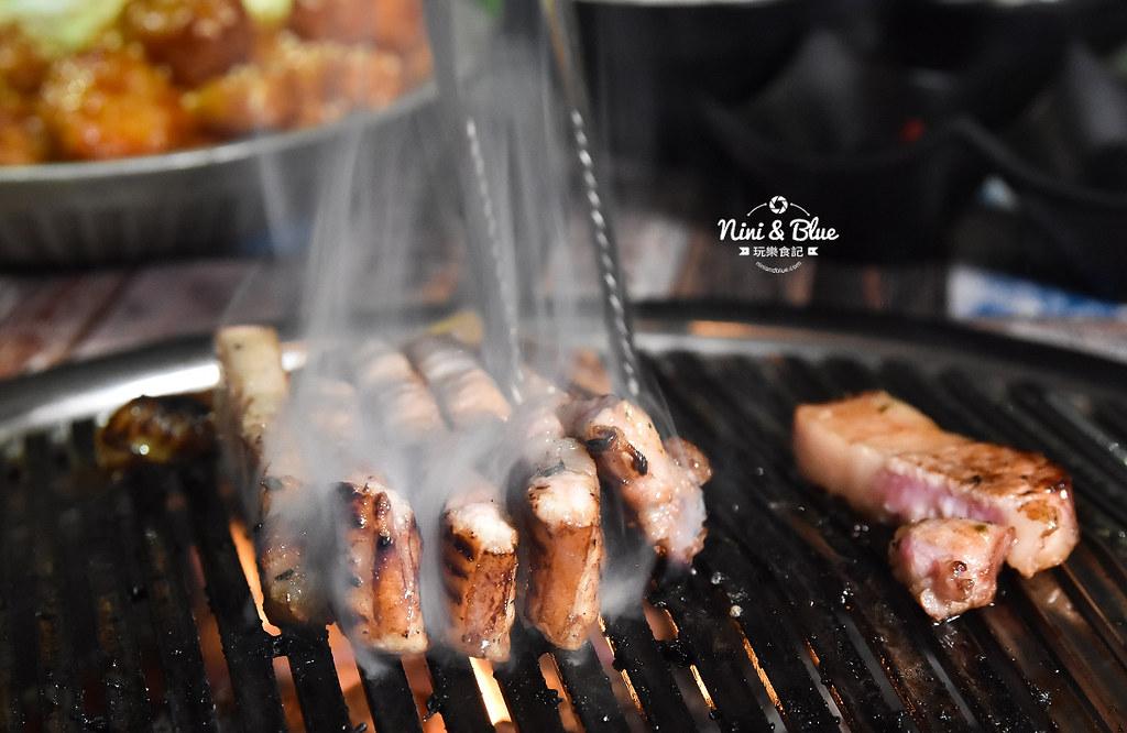 紅大福 韓國烤肉價位 台中吃到飽33