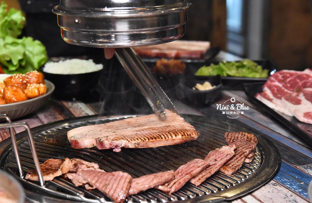 紅大福 韓國烤肉價位 台中吃到飽31