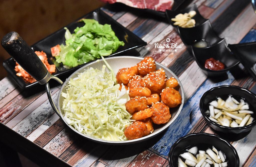 紅大福 韓國烤肉價位 台中吃到飽26
