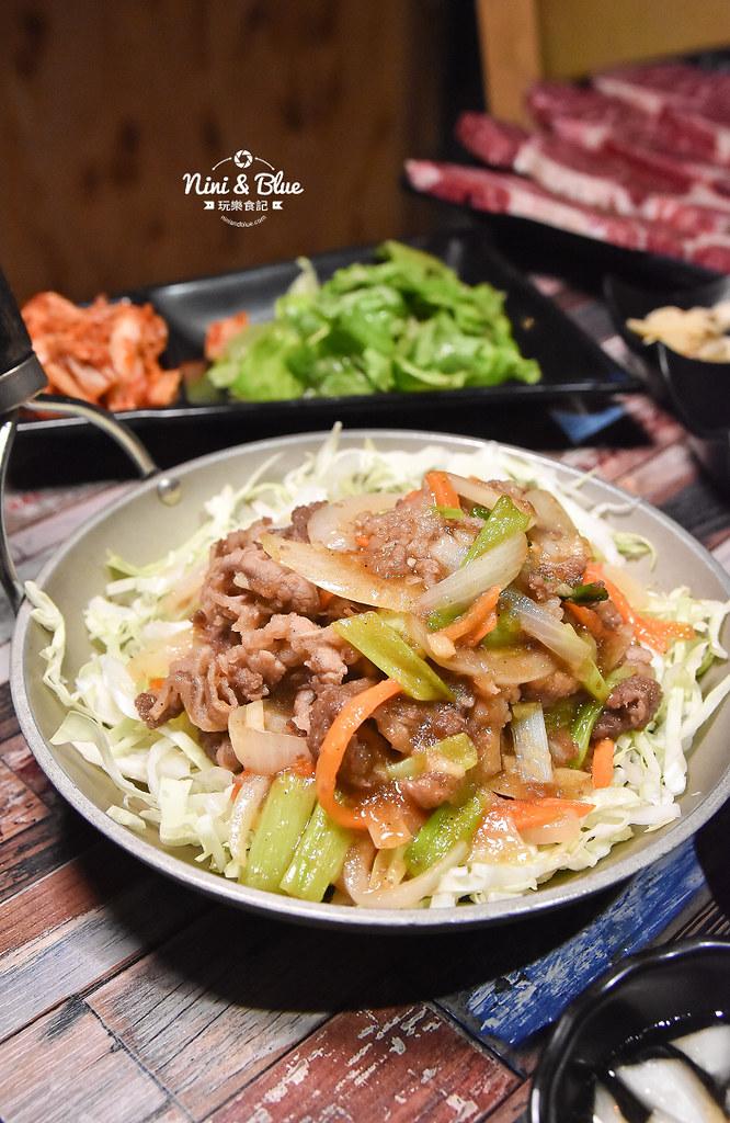 紅大福 韓國烤肉價位 台中吃到飽21