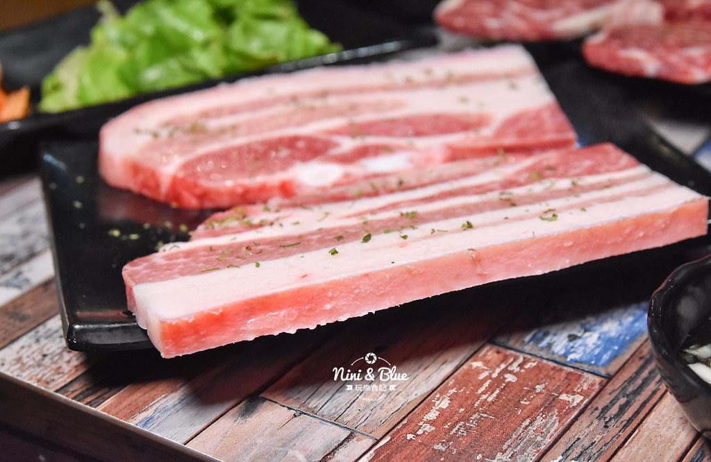 紅大福 韓國烤肉價位 台中吃到飽18