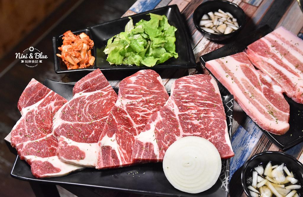 紅大福 韓國烤肉價位 台中吃到飽14