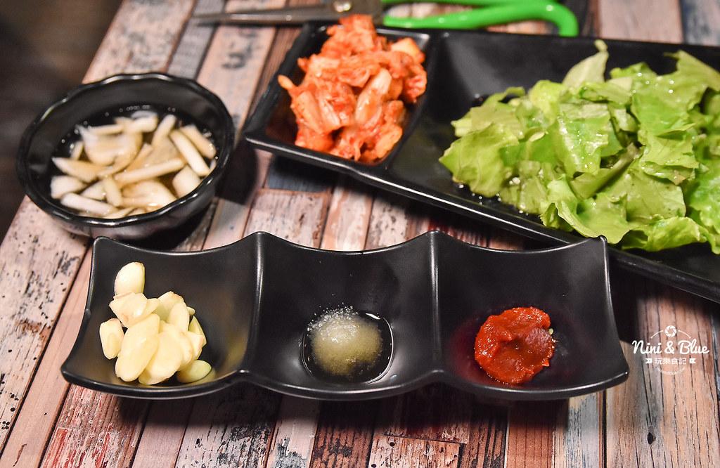 紅大福 韓國烤肉價位 台中吃到飽12
