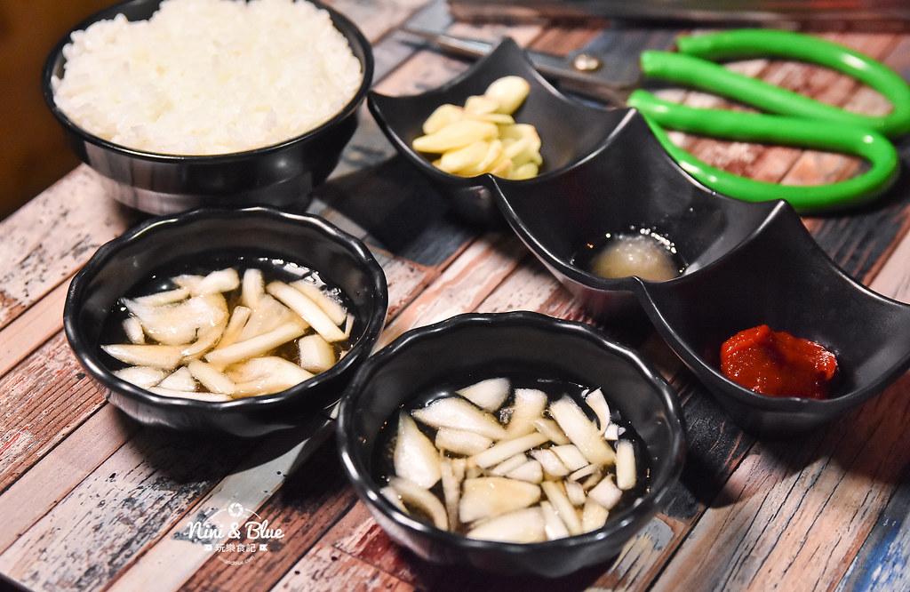 紅大福 韓國烤肉價位 台中吃到飽11