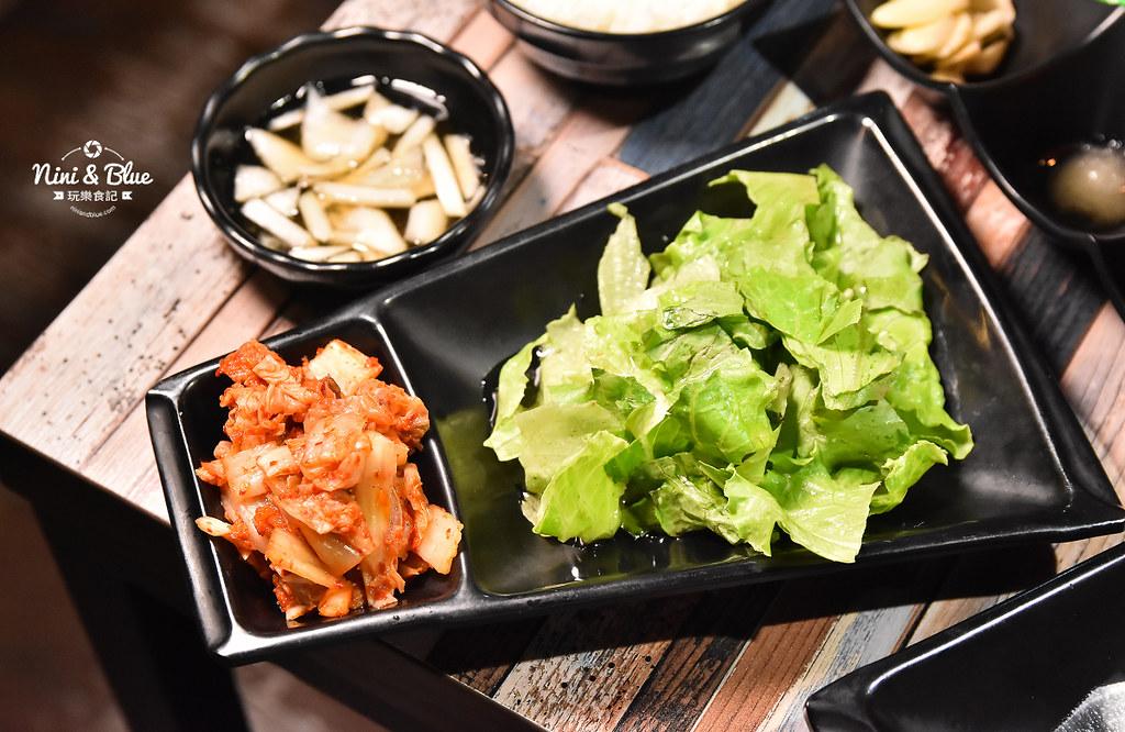 紅大福 韓國烤肉價位 台中吃到飽10