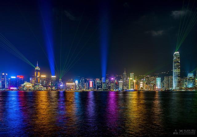 幻彩詠香江 Symphony of Lights Hong Kong 2019.