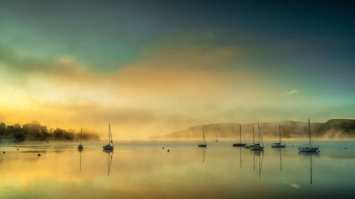 Waterhead Early Morning