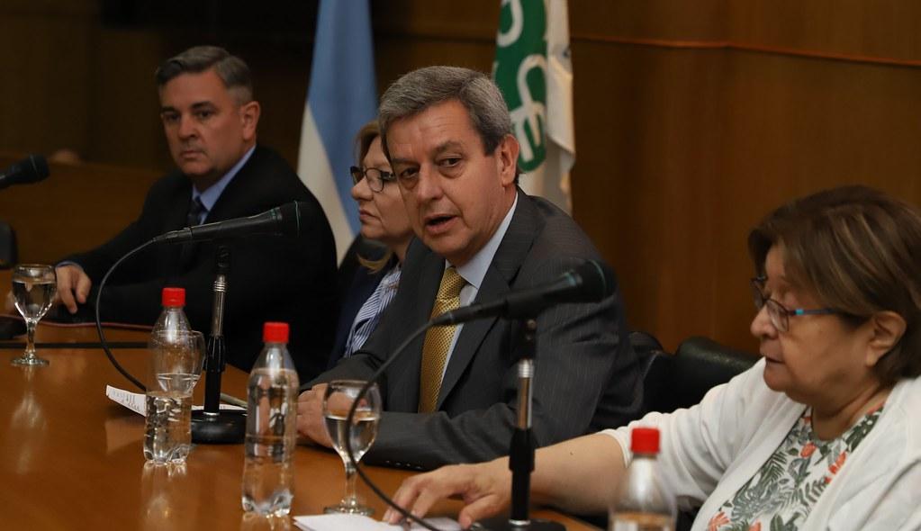 """2019-10-29 PRENSA: Se desarrollaron las Jornadas de Capacitación sobre """" La Ley Provincial de Responsabilidad Fiscal Municipal"""""""