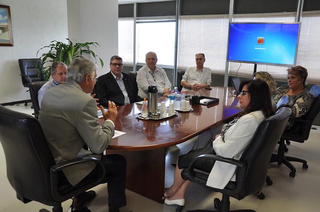 28/10/2019 Reunião Trensurb Porto Alegre