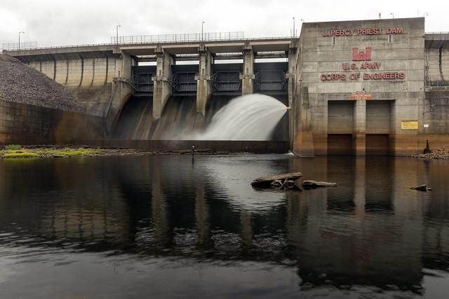 J. Percy Priest Dam, Stones River, Davidson County, Tennessee 4