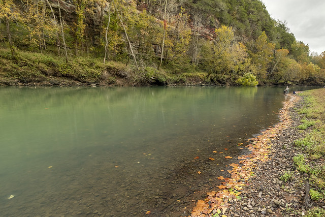 Caney Fork River, Smith County, Tennessee 2