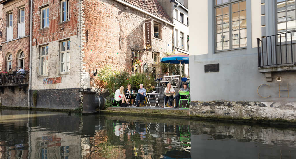 What to see and do in Ghent, Belgium | Canals Ghent, Belgium