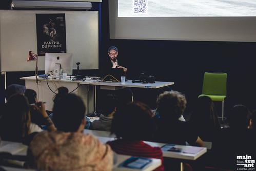 Conférence de Yann Deval