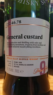 SMWS 46.78 - General custard