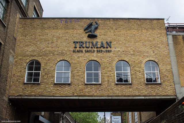 Truman Brewery, Brick Lane