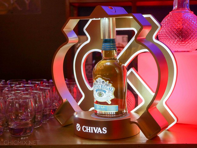 chivas success is a blend