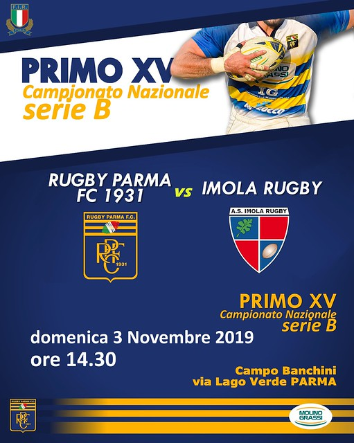 RPFC XV vs Imola 03.11.19