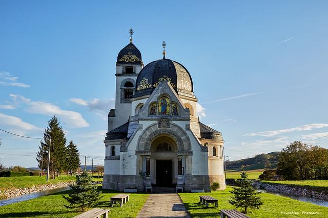 Grkokatolička crkva Blagovijesti u Pribiću