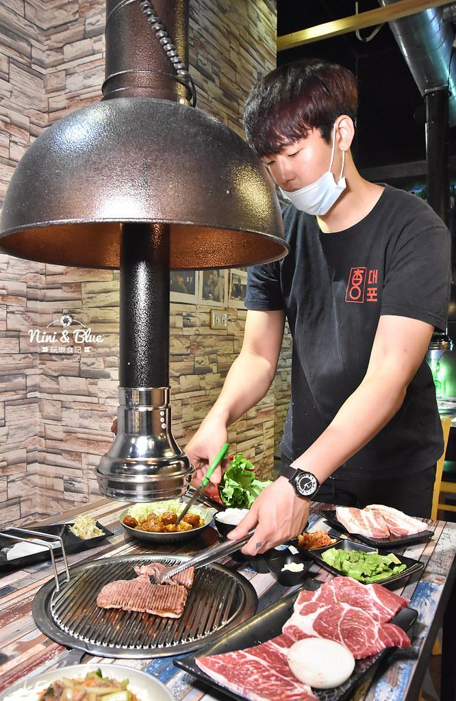 紅大福 韓國烤肉價位 台中吃到飽30