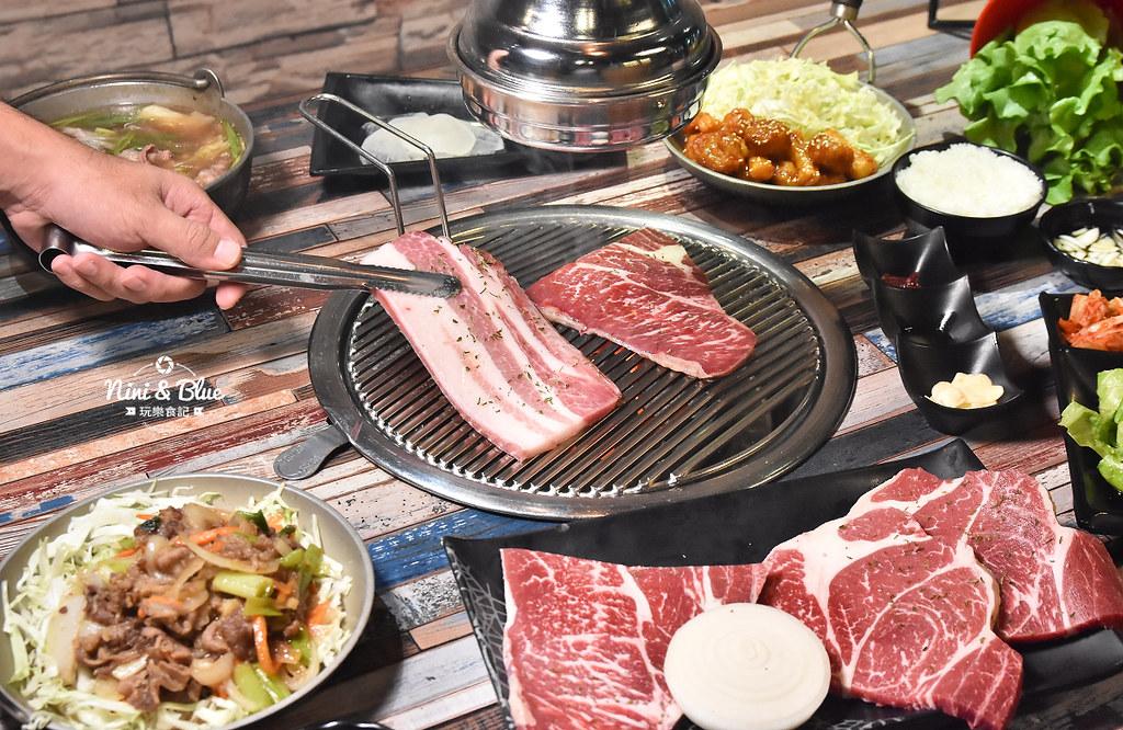 紅大福 韓國烤肉價位 台中燒肉吃到飽28