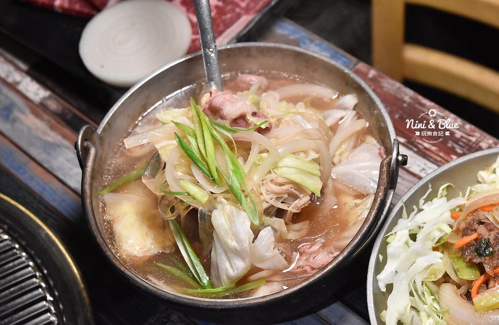 紅大福 韓國烤肉價位 台中吃到飽24