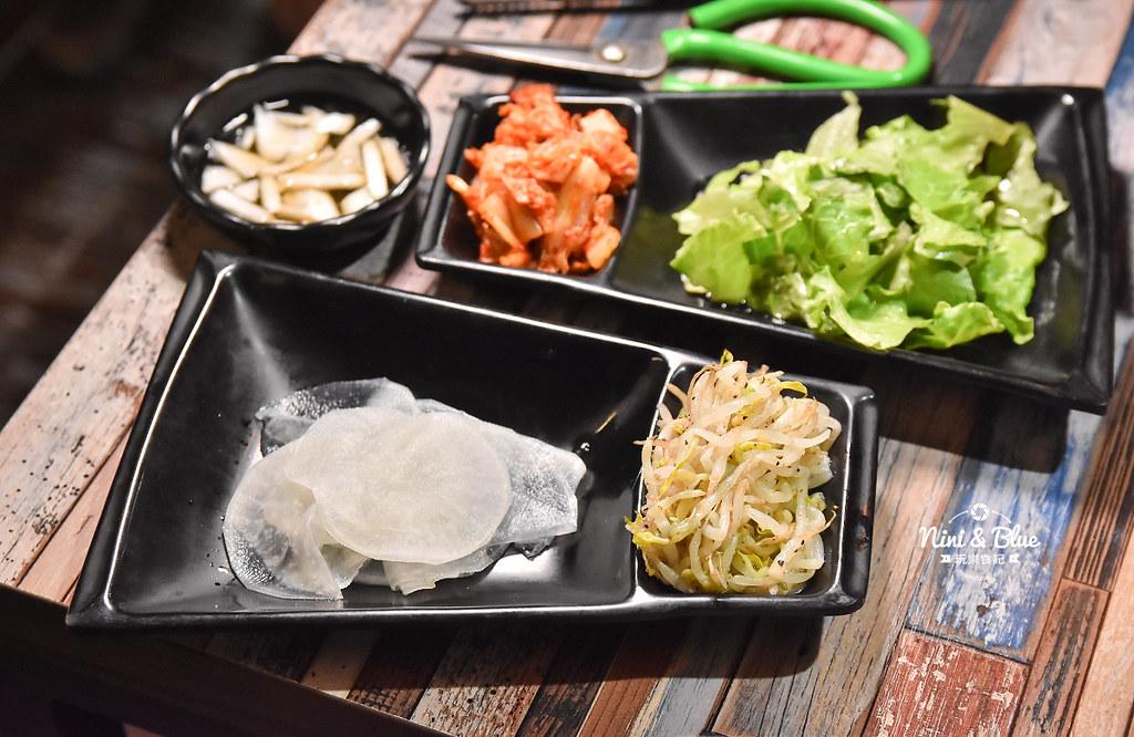紅大福 韓國烤肉價位 台中吃到飽13