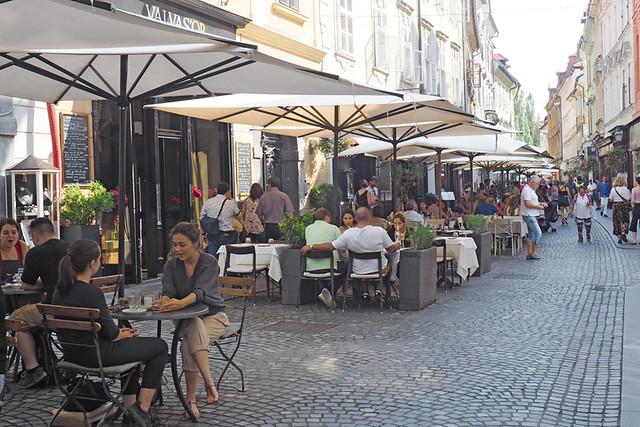 Stari trg, Ljubljana, Slovenia