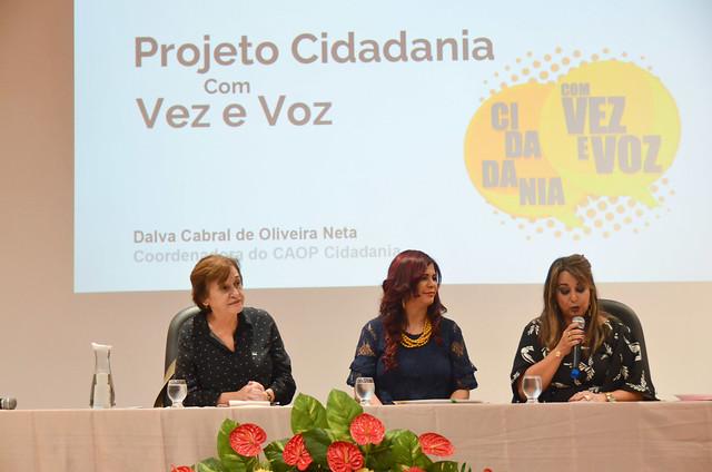 Retratos da Cidadania – Projeto Cidadania com Vez e Voz