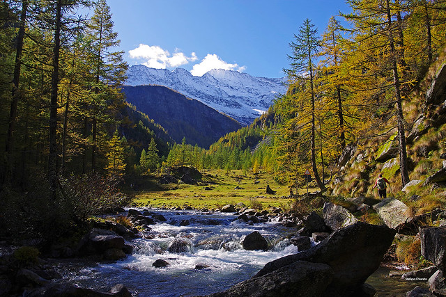 Autunno in val Antrona