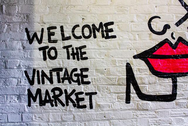 Brick Lane Vintage Market