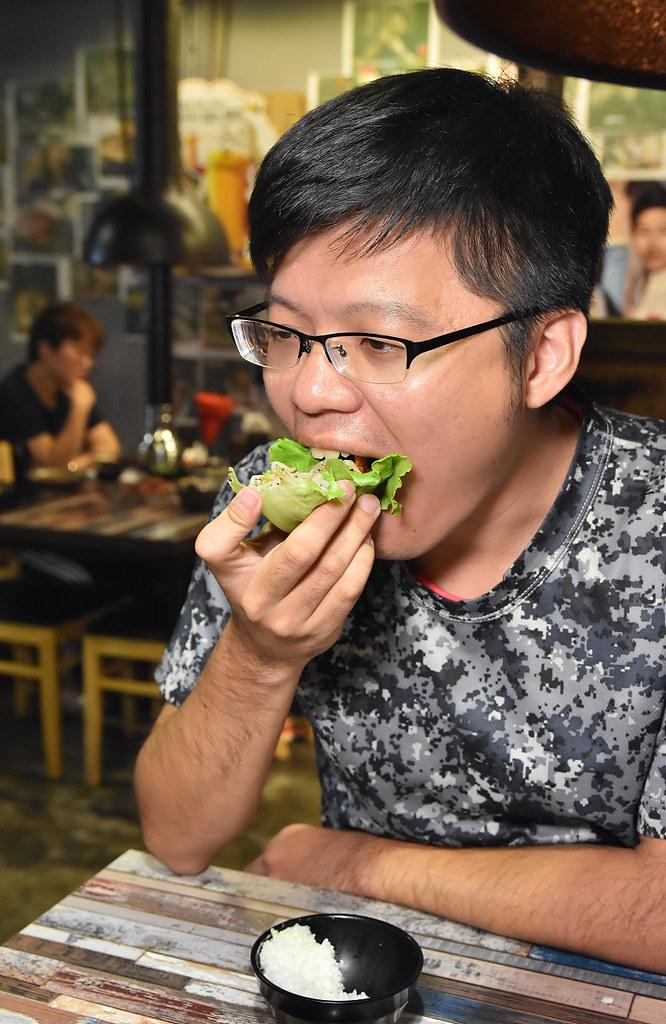 紅大福 韓國烤肉價位 台中吃到飽36