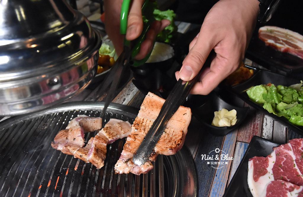 紅大福 韓國烤肉價位 台中吃到飽32