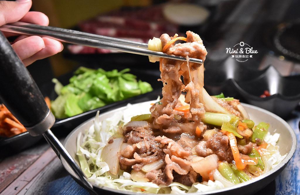 紅大福 韓國烤肉價位 台中吃到飽22