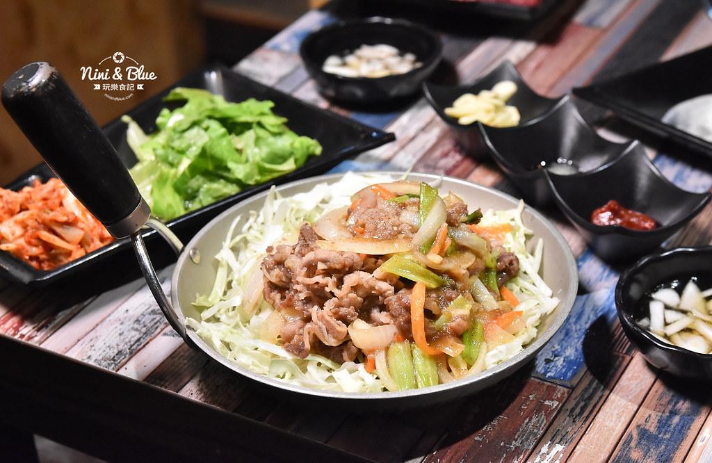紅大福 韓國烤肉價位 台中吃到飽20