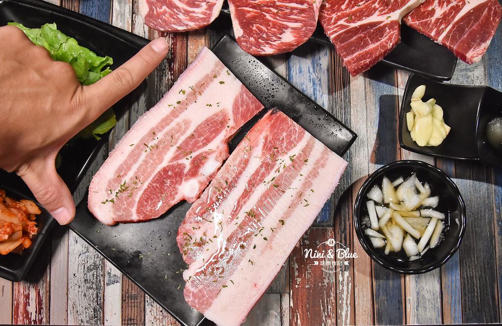 紅大福 韓國烤肉價位 台中吃到飽19