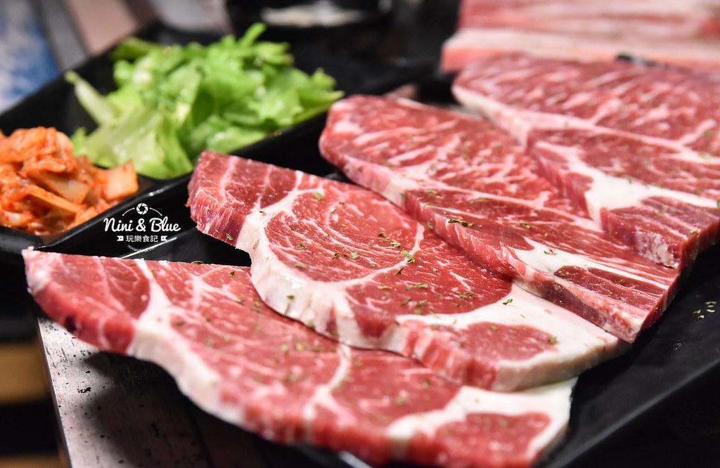 紅大福 韓國烤肉價位 台中吃到飽15