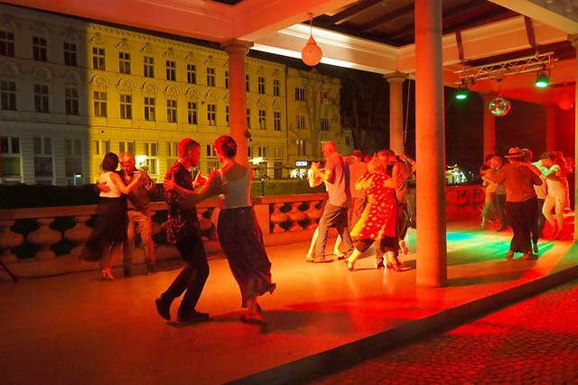 Tango, Ljubljana, Slovenia
