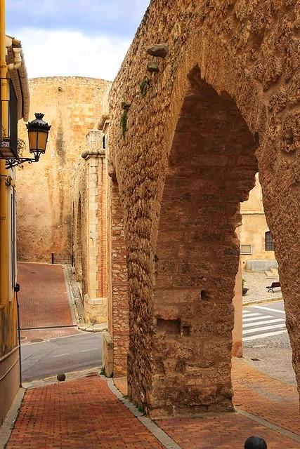 Paseo por el casco antiguo de Segorbe