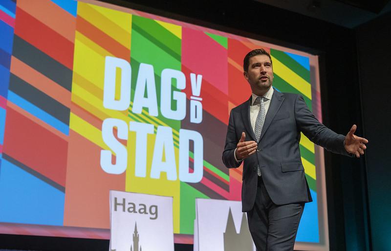 De Dag van de Stad 2019 - World Forum Den Haag