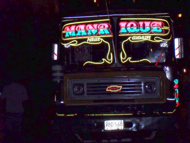 Combuses S.A. 208 - Manrique Parque
