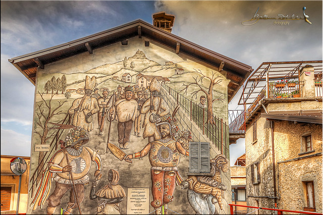 Schignano  - Il Carnevale